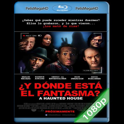 ¿Y DONDE ESTA EL FANTASMA? (2013) 1080P HD MKV ESPAÑOL LATINO