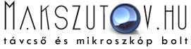 Makszutov.hu távcsőbolt
