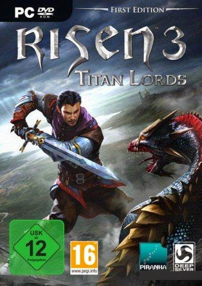 Risen 3 Titan Lords-DLC PC Games 2014