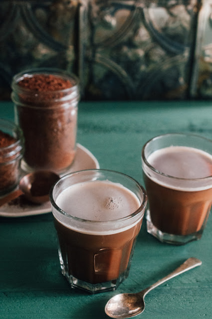 Hot Cocoa Mix (Dairy-free, Paleo, Vegan, AIP Adaptation)