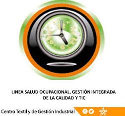 HORARIOS LINEA SALUD OCUPACIONAL, GESTIÓN INTEGRADA DE LA CALIDAD Y TIC