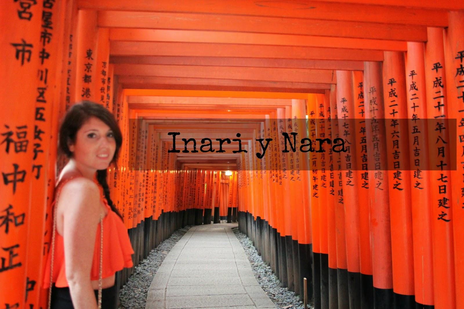 Inari y Nara