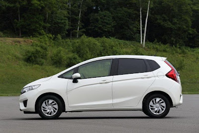 New Honda Jazz 2014