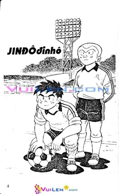 Jindodinho - Đường Dẫn Đến Khung Thành III  Tập 9 page 4 Congtruyen24h
