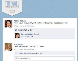 fake facebook wall maker