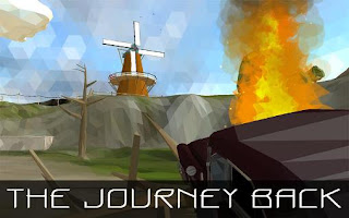 Screenshots of the The journey back for Android tablet, phone.