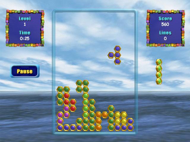 لعبة المكعبات الملونة Color Cubes
