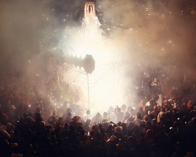 biggest firework festival