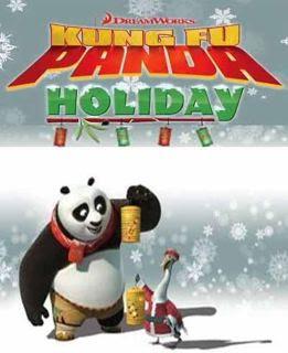 Kung Fu Panda: El Festival De Invierno (2012)