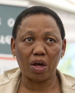 Angie Motshekga - SA Minister of Basic Education