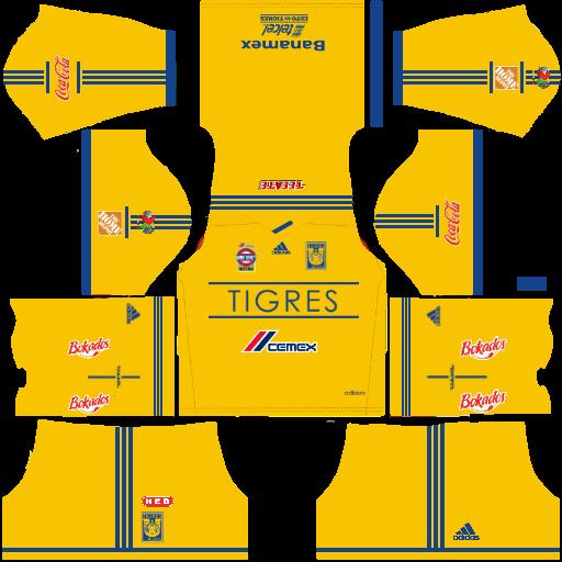 Imagenes De Uniformes De Futbol Mexicano - Los nuevos uniformes de los equipos para el Apertura 2015