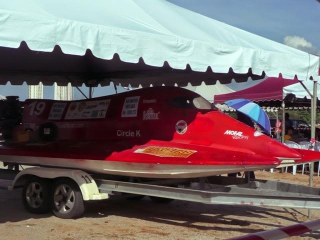powerboat melaka
