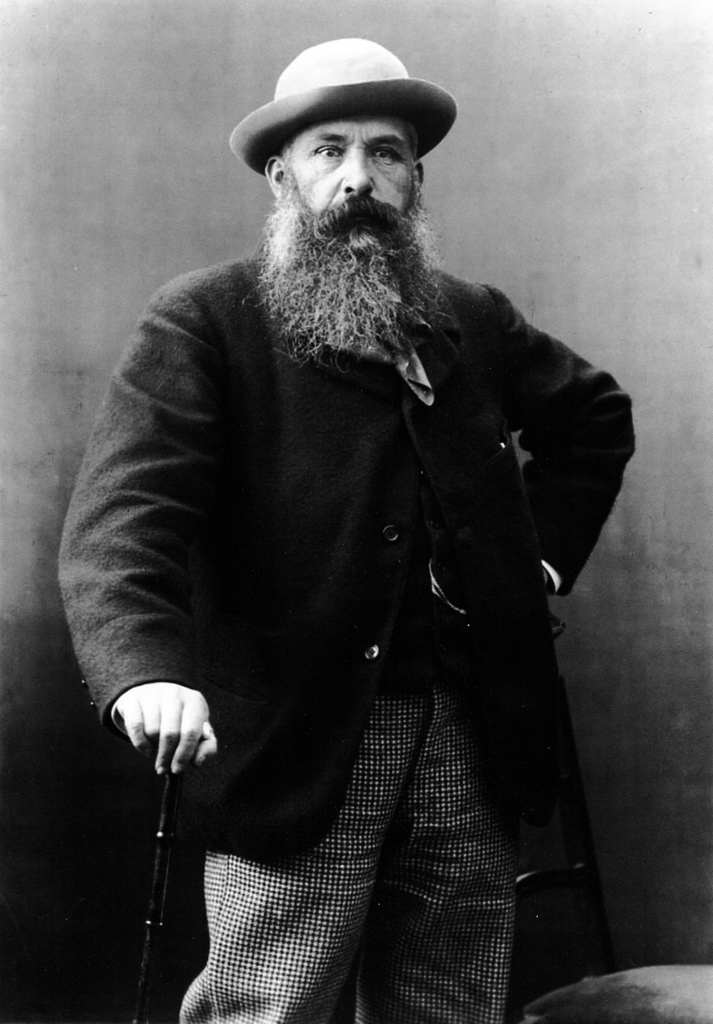 a biography of claude monet born in paris france On november 14th 1840, claude oscar monet was born in paris, france at the age of five, claude and his family moved to a seaside town called le havre in northern france claude would often run away from school and go for walks by the beaches and cliffs.