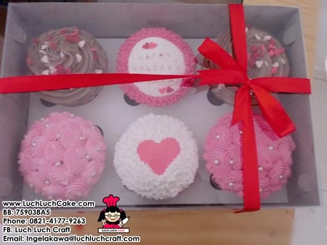 cupcake untuk pacar daerah surabaya - sidoarjo