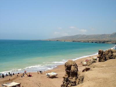 (Pakistan) - Karachi - Clifton Beach