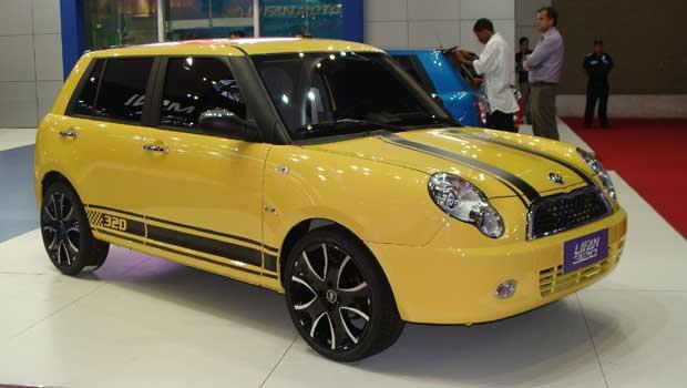 Machinext Top Cars Lifan 320