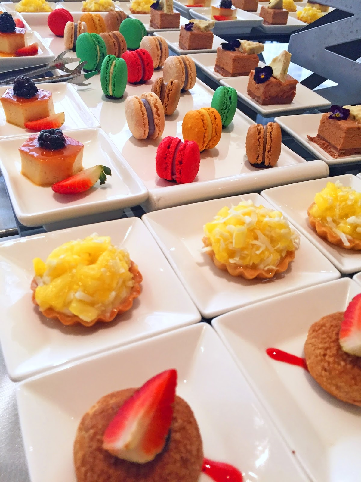Delicious desserts that are perfect for Brunch!