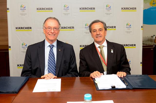 Río 2016 incorpora a uno de sus últimos sponsors