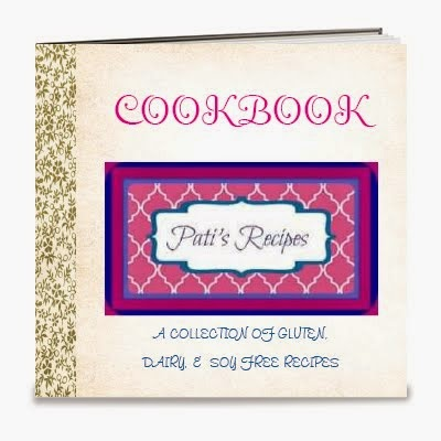 Pati's Recipes-My Lil Cookbook