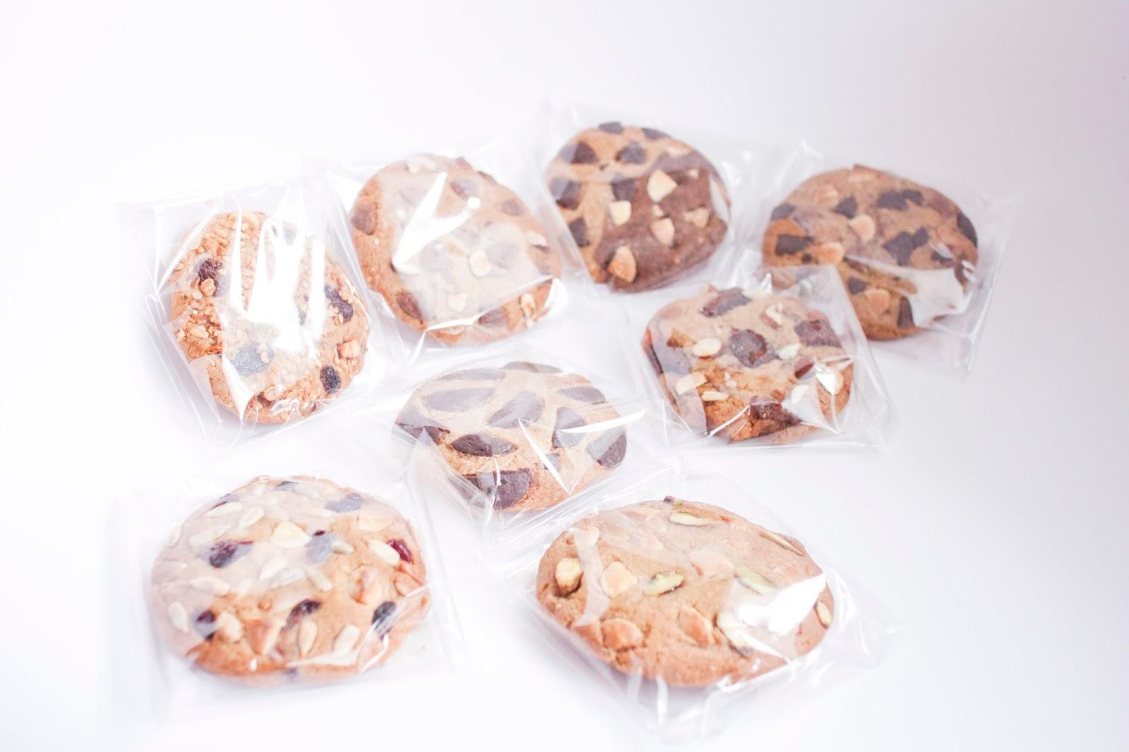 sachet cookies