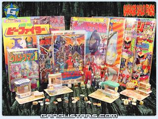 Japanese Sylvanian Families シルバニアファミリー Sentai Power Rangers KakuRanger Ultraman