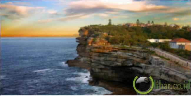 Tebing Gap, Kota Sydney, Australia