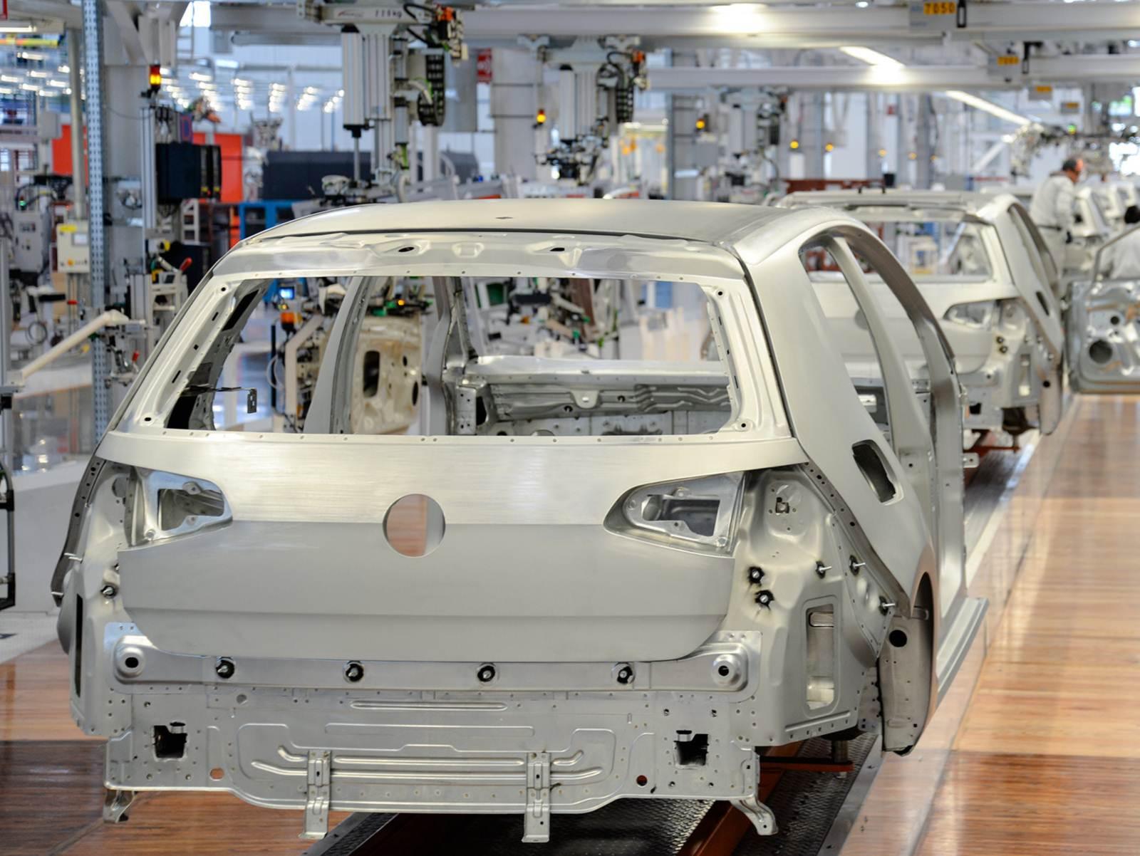 Novo VW Golf GTI 2015 - EUA spec - Produção México