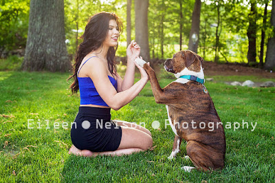 senior portraits, seniors, dogs, class of 2016