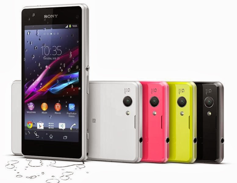 Sony announces Xperia Z1 mini flagship as Xperia Z1 Compact