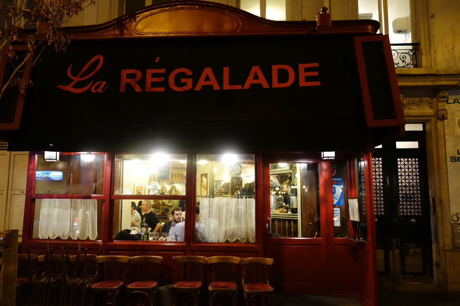 Blue Cow Kitchen And Bar Not Drinking Poison In Paris The Decline Of La Rcgalade 75014