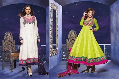 designer party wear dresses 20142015 embroidered