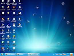 Cara Membuat Efek Salju di Desktop Komputer