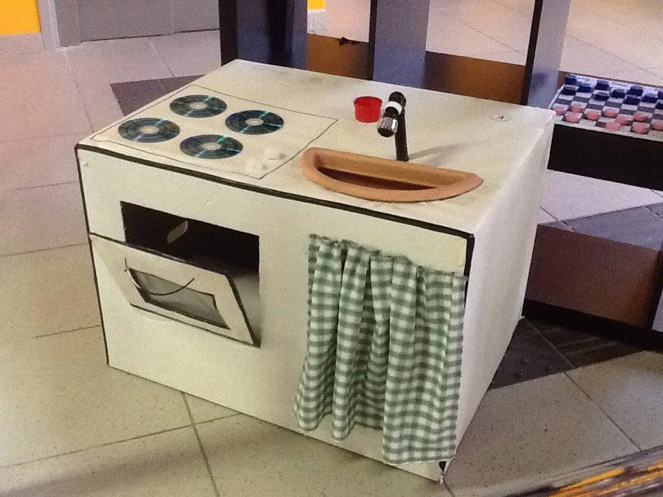 i pastrocchi di simona: una cucina per Teo