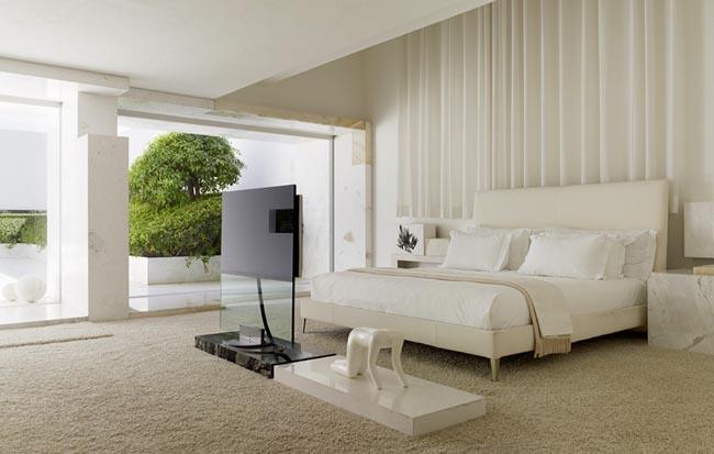 Casas minimalistas y modernas casa futurista en mexico for Casas futuristas