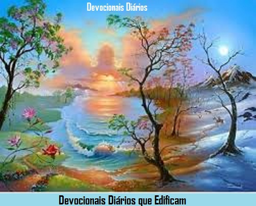 DEVOCIONAIS DIÁRIOS