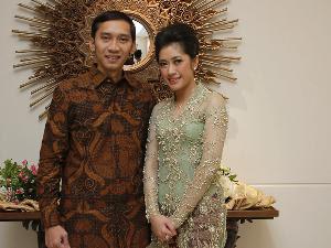 Foto Lamaran Anak SBY dan Hatta Rajasa