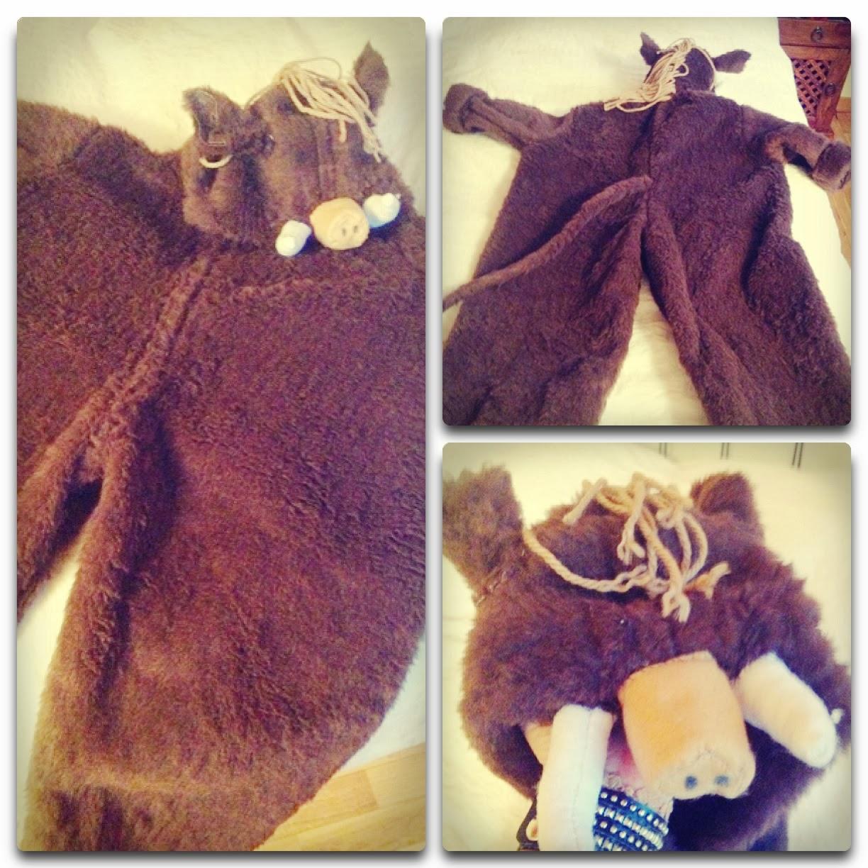 vestiuto carnevale handmade