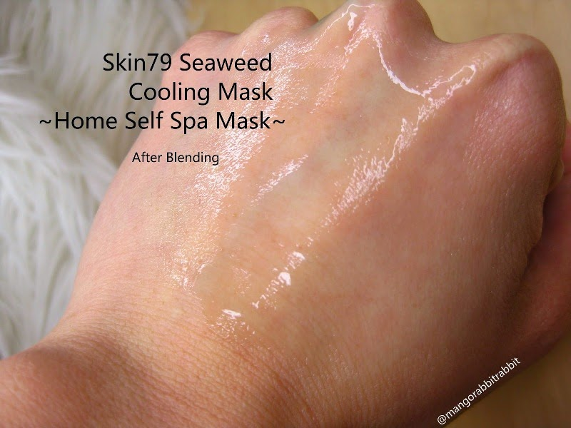 Skin79 Seaweed Cooling Mask Ensures Replenished Skin