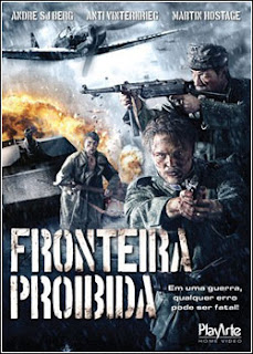 Download - Fronteira Proibida DVDRip AVI Dual Áudio + RMVB Dublado