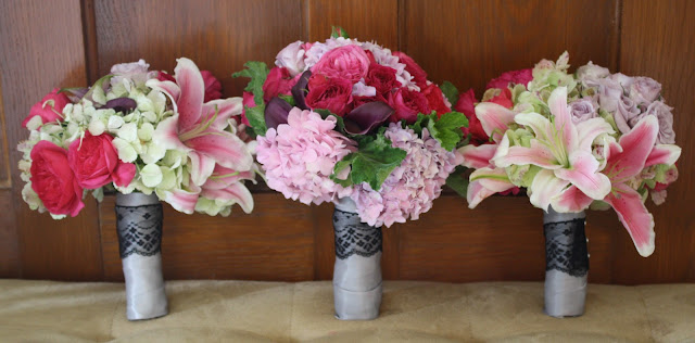 Splendid Stems Event Florals - Bridemaid's Bouquet