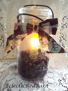 mason jar, mason jar light, mason jar lamp, fall mason jar light