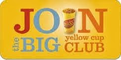 BIG Yellow Cup Club