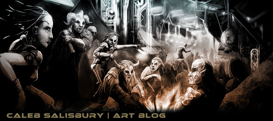 Acts Of Bob - the art of caleb salisbury