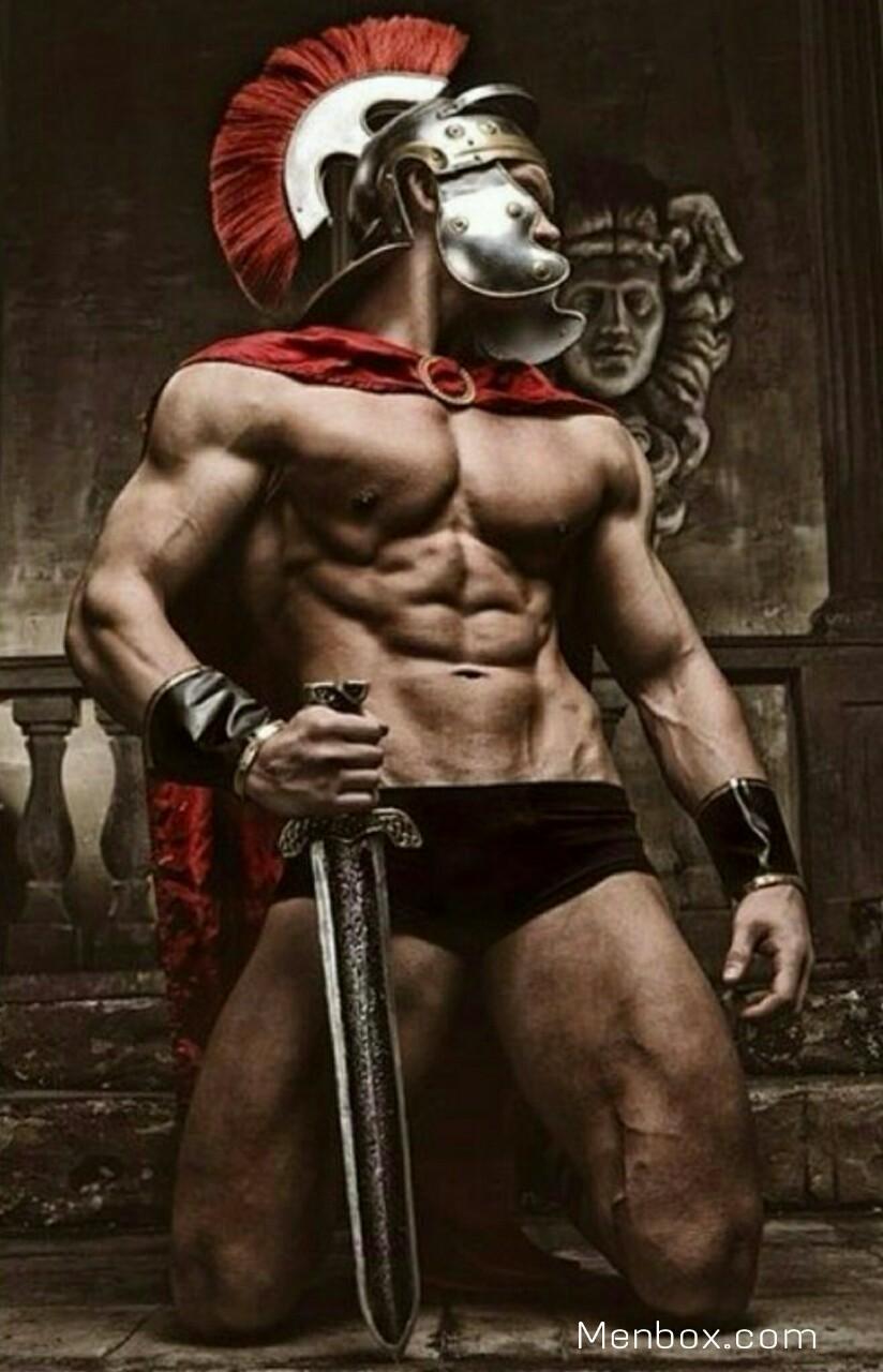 Minotaur and gay anthropomorphic art