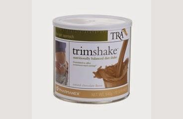 Trimshake Tra NuSkin Giảm cân