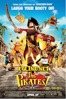 فيلم The Pirates Band of Misfits