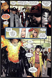 Review Generation X Classic Vol. 1 Scott Lobdell Chris Bachalo M Monet St. Croix White Queen Emma Frost Banshee Skin Chamber Jubilee Synch Marvel trade paperback tpb comic book