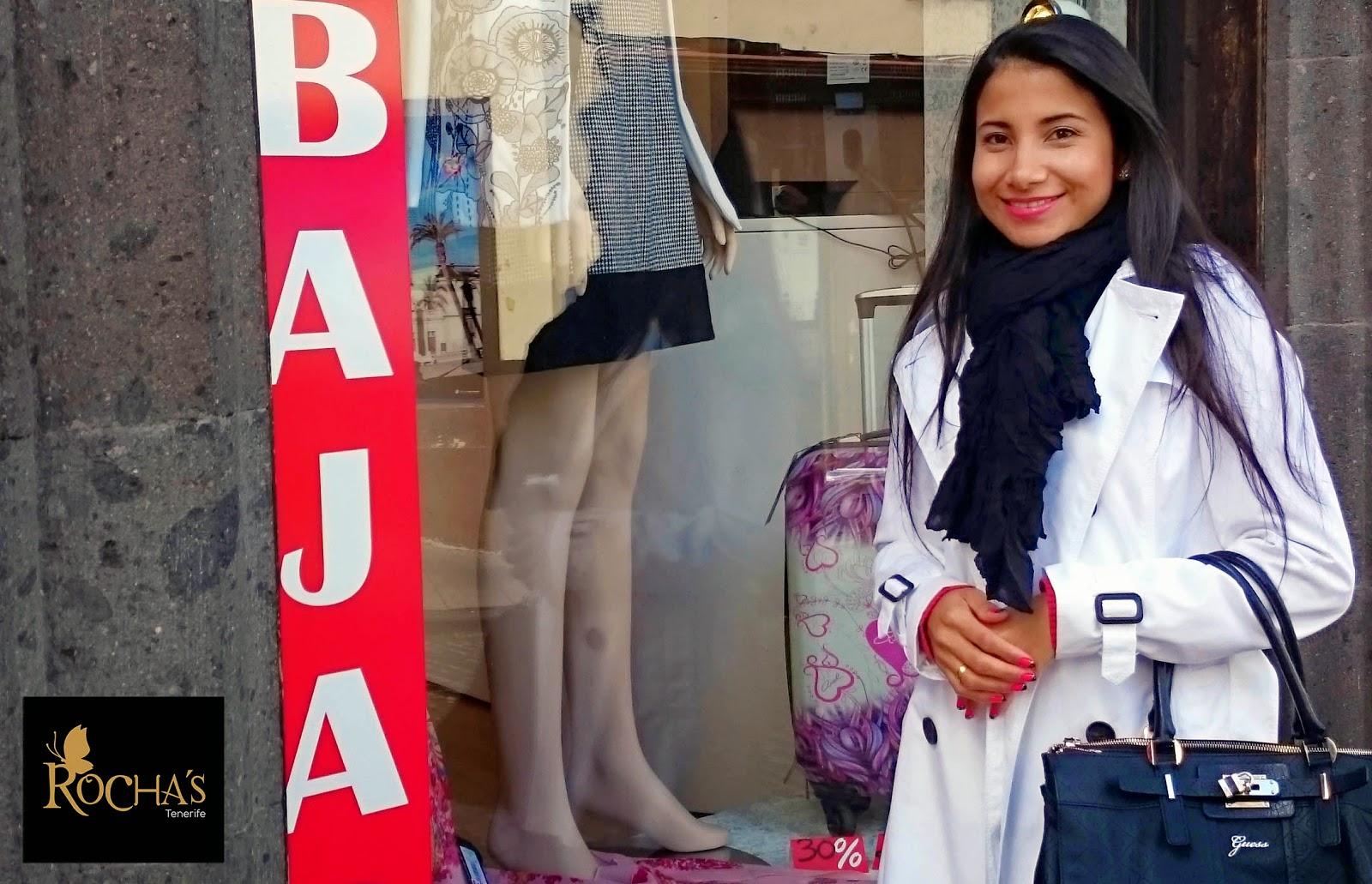 Descubre la boutique rocha´s Tenerife en la Orotava