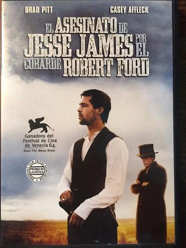 El asesinato de Jesse James por el cobarde Robert Ford (2007) [BRrip 1080p] [Latino]