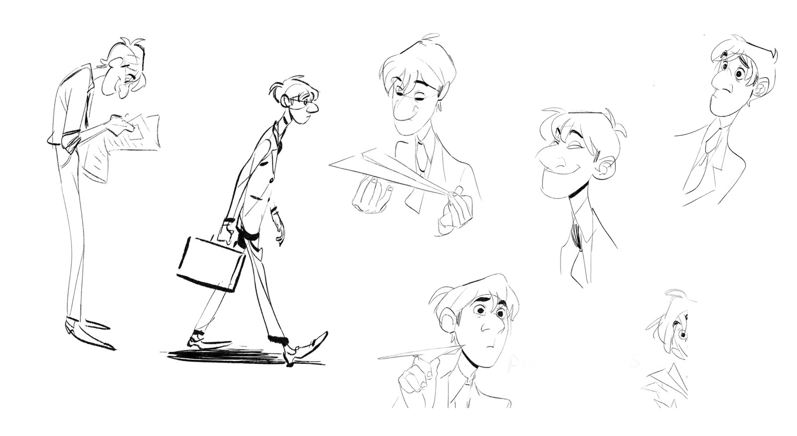 Character Design Artist Interviews : Character design artist interviews paperman
